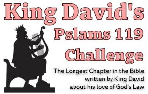 Read or Listen to Psalms 119 Online